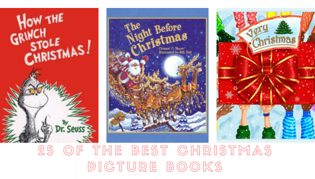 25 of the Best Christmas Picture Books