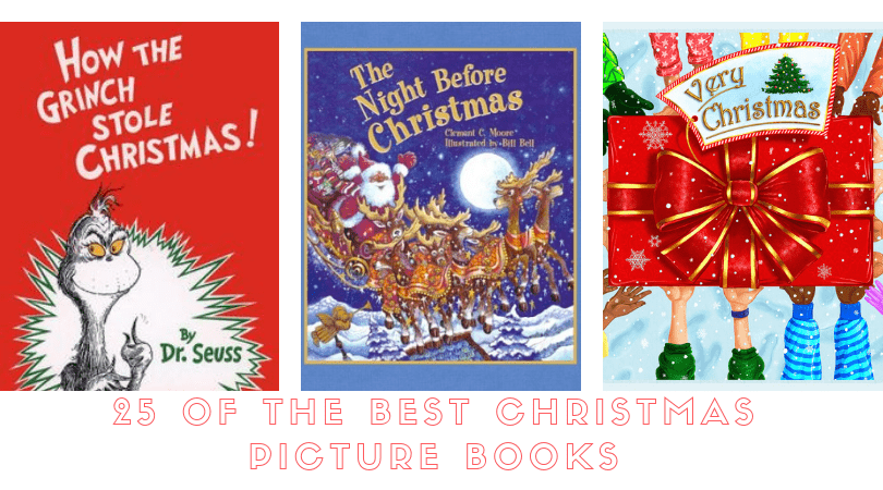25 Of The Best Christmas Picture Books Housewife Eclectic