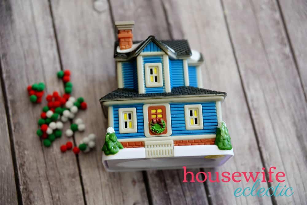 Housewife Eclectic: Christmas Fairy Garden