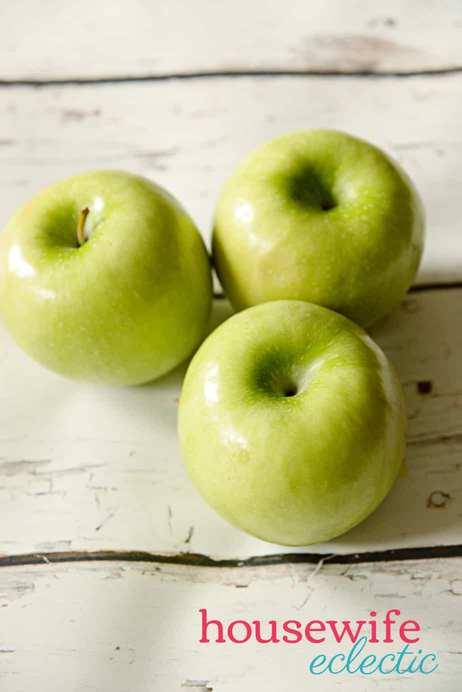 Brown Sugar Stuffed Baked Apples : Granny Smith Apples