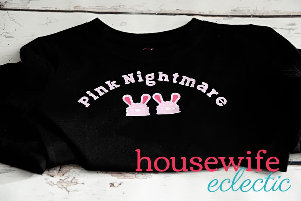 Housewife Eclectic: A Christmas Story Pink Nightmare Shirt