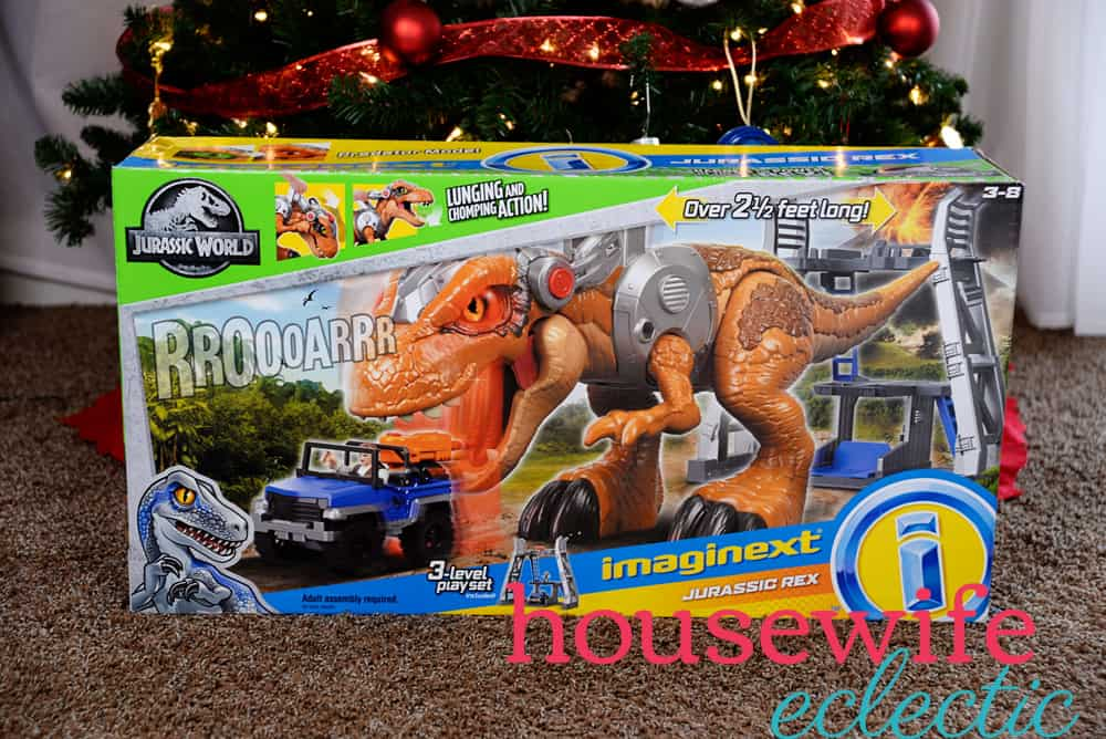 Jurassic World Christmas