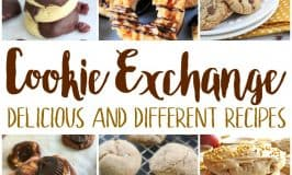 Interesting and Unique Cookie Exchange Recipes