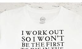 Zombie Apocalypse Workout T-Shirt