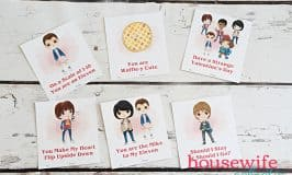 Free Printable Stranger Things Valentines