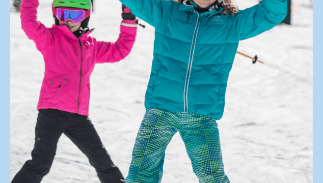 5 Reasons To Get Your Kids On The Slopes