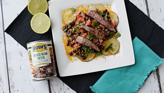 Fiesta Steak Irish Nachos