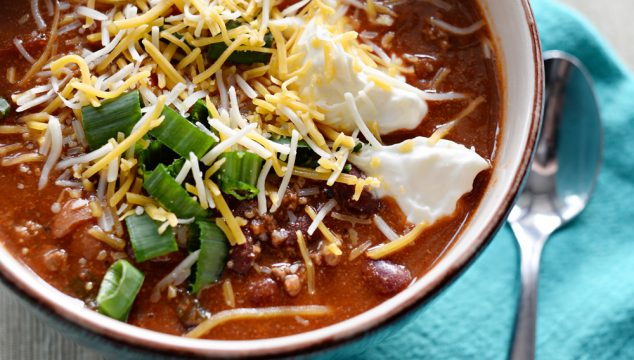 Delicious and Easy Classic Chili
