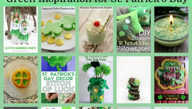 Green Inspiration for St. Patrick's Day