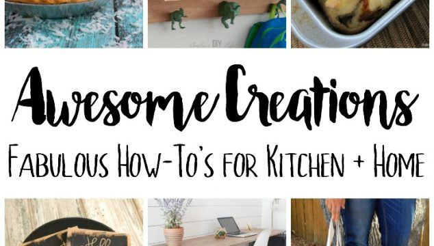 Awesome Creations for Your Home