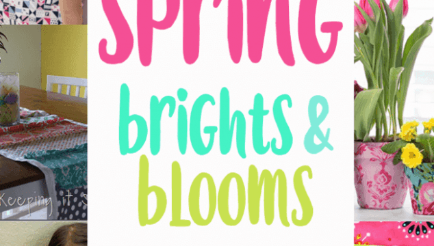 Spring Brights and Blooms