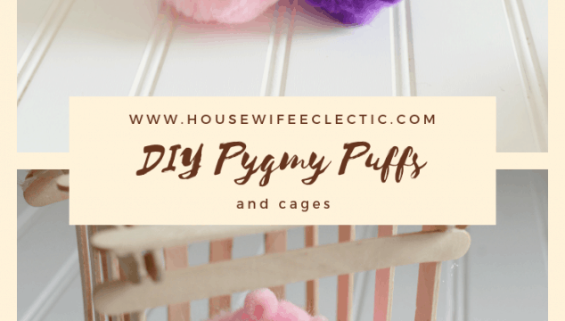 DIY Pygmy Puffs