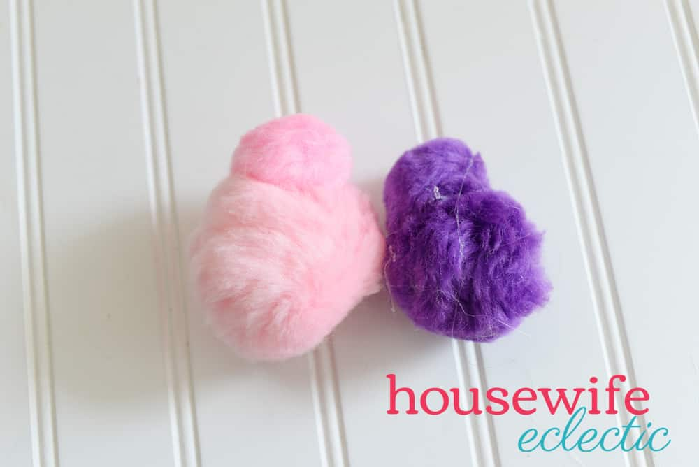 Housewife Eclectic: DIY Pygmy Puffs