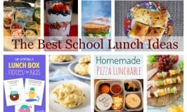 The Best School Lunch Ideas