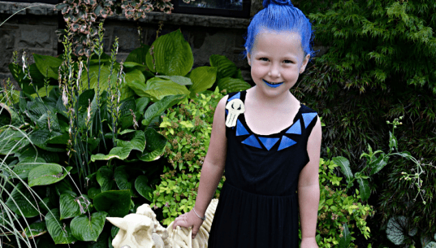 Easy DIY Hades Costume