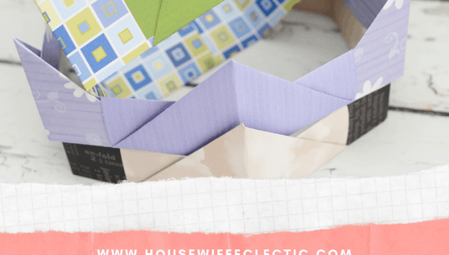 How to Make an Origami Paper Crown: Step-by-Step Instructions with Pictures