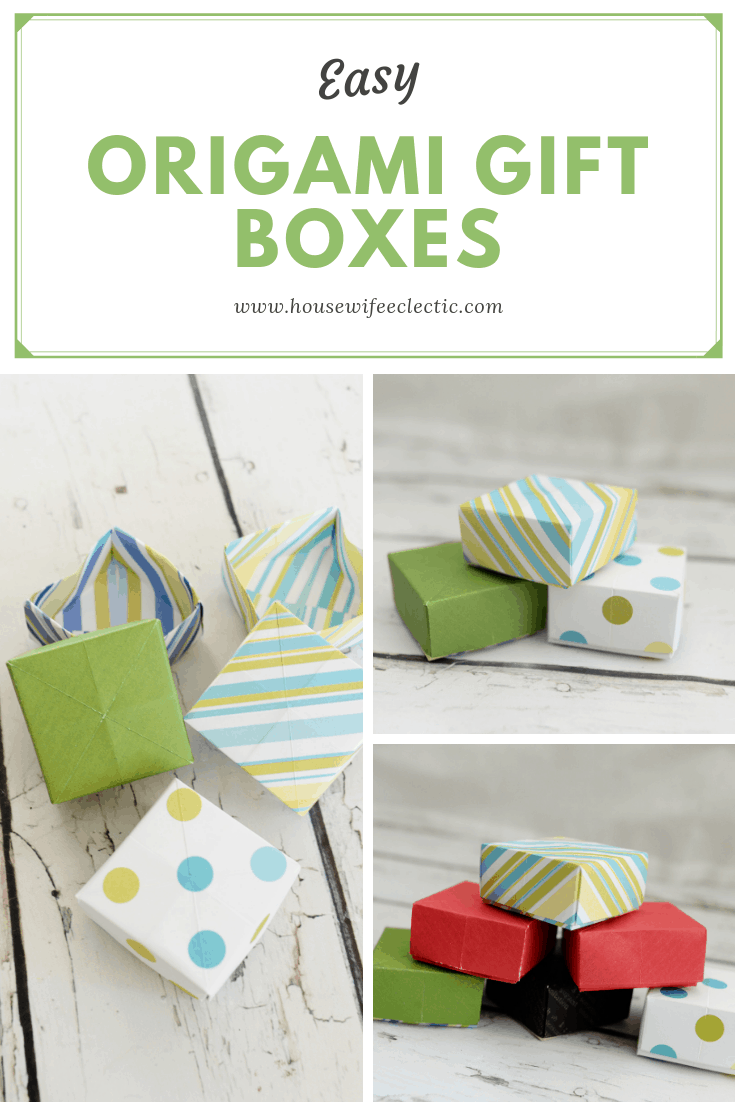 Pin by Nabers Photos on DiY & Crafts | Origami box easy, Origami ... | 1102x735