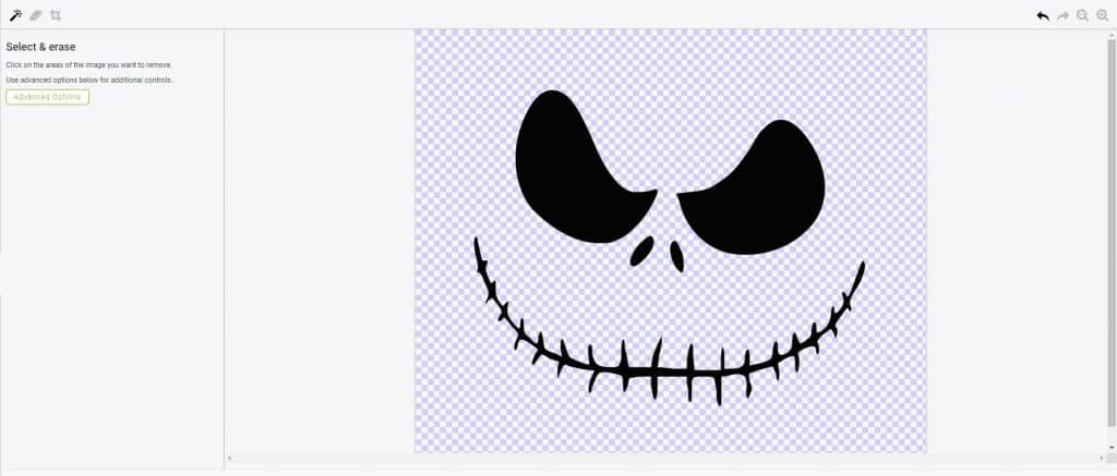 Housewife Eclectic: Easy Jack Skellington Light
