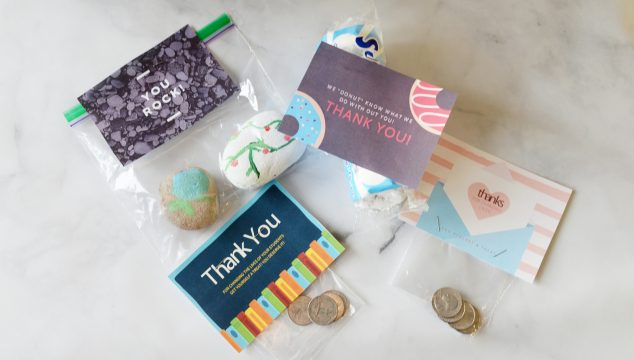 DeliveringSmiles with Random Acts of Kindness and Amazon