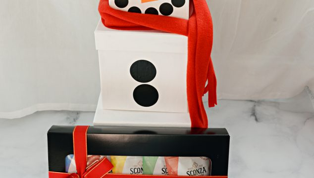 Snowman Gift Boxes