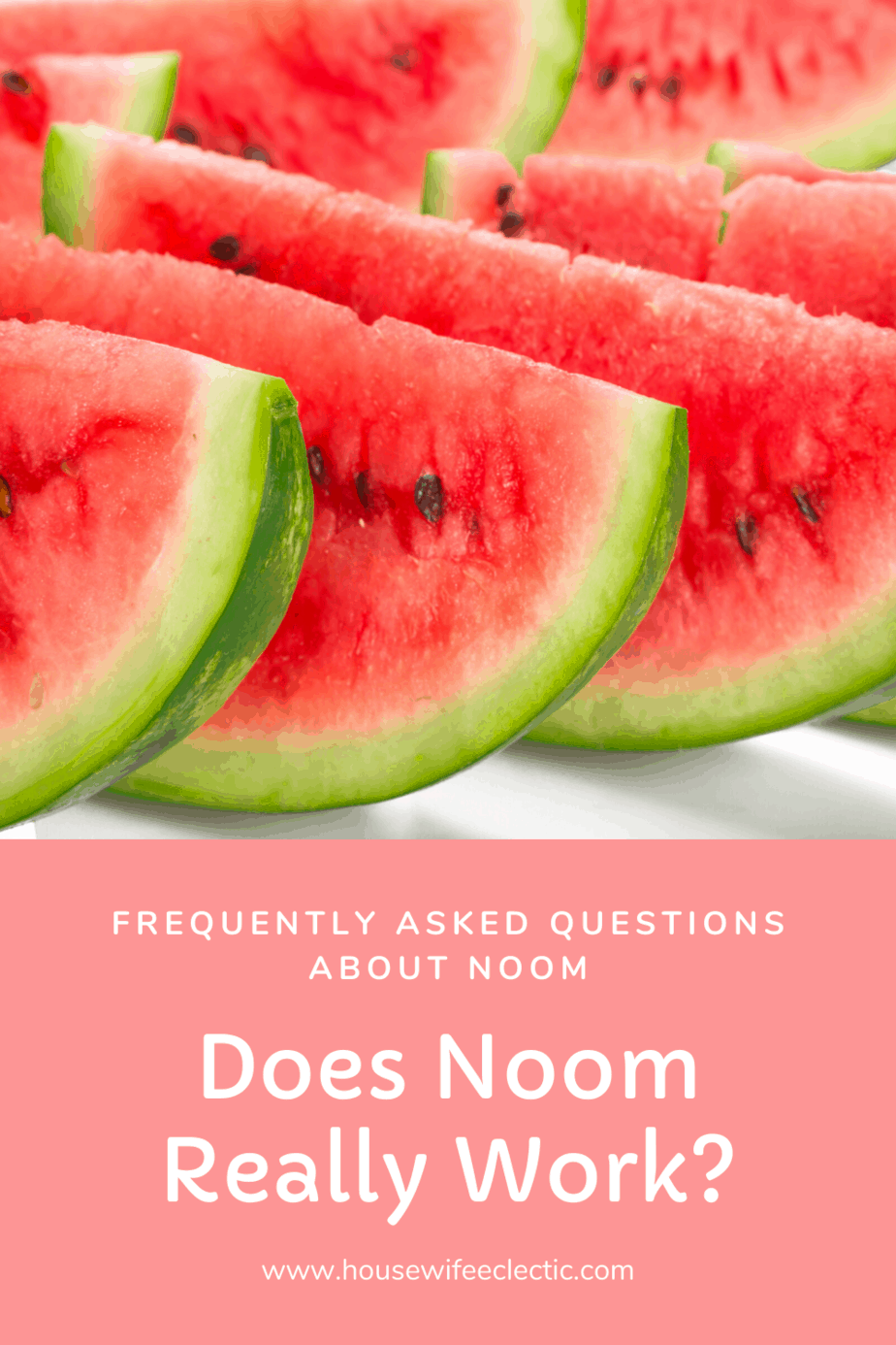 Housewife Eclectic: Does Noom Really Work?