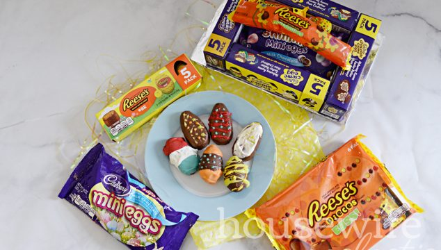 Level Up Your Easter Eggs – Decorate Chocolate Eggs