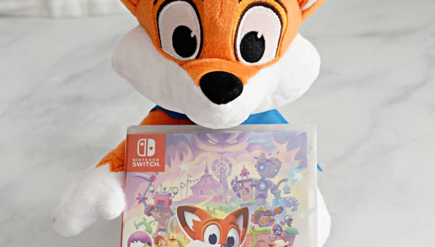 Review: New Super Lucky's Tale!for Nintendo Switch